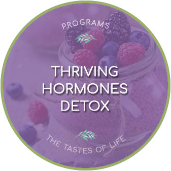 Thriving Hormones Detox Program
