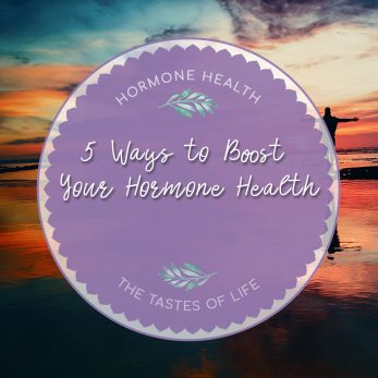 5 Ways To Boost Your Hormones Naturally