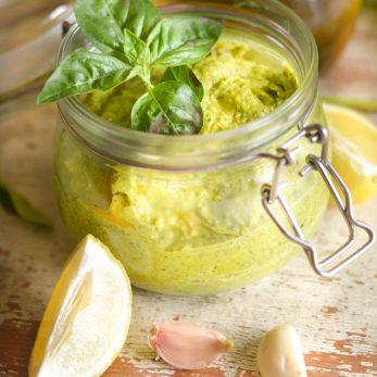 Dandelion Greens Pesto Recipe