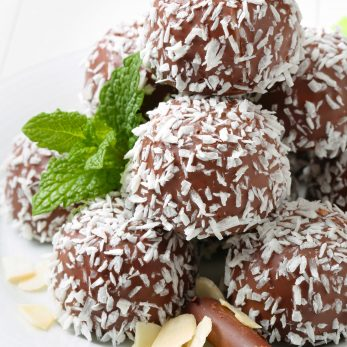 My Favorite Snack For Weight Loss, Energy, and Vitality - Protein Balls