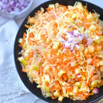 Delicious Sauerkraut Salad Recipe