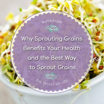 Benefits of Sprouting Grains