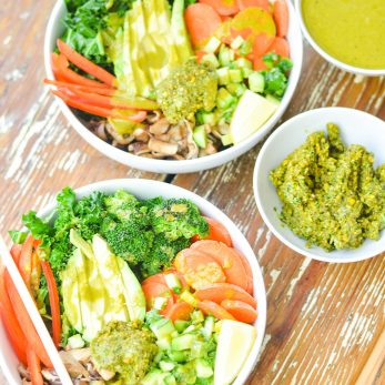 Ultimate Recipe For a Buddha Bowl