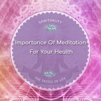 Importance Of Meditation For Your Health