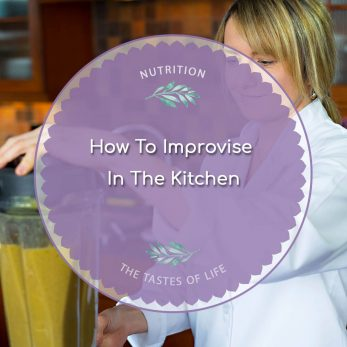 How To Improvise In The Kitchen