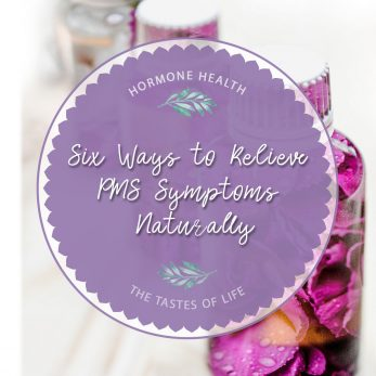 6 Ways To Relieve The Symptoms of PMS Naturally