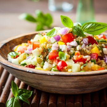 Easy Recipe For Quinoa Salad