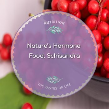 Nature's Hormone Food - Schisandra